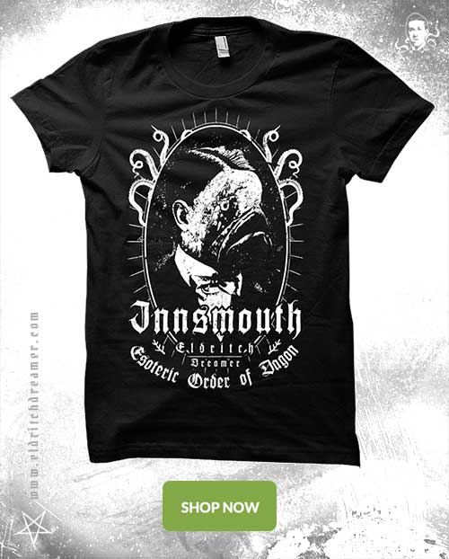 Call of Cthulhu - Lovecraft - Shirt